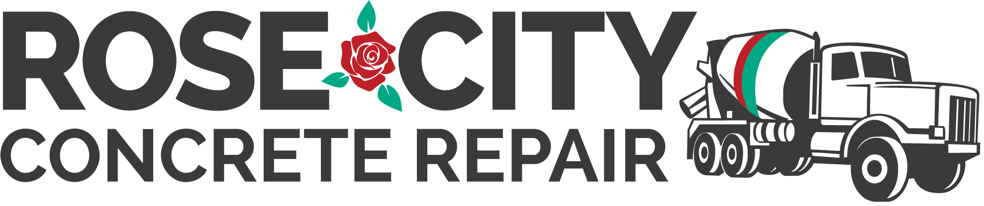 Rose City Concrete Repair Logo